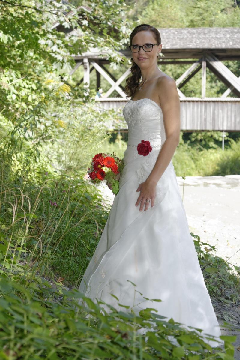 Hochzeitsfotografie im Chiemgau © Fotostudio Werner Blauhorn in Prienn-10
