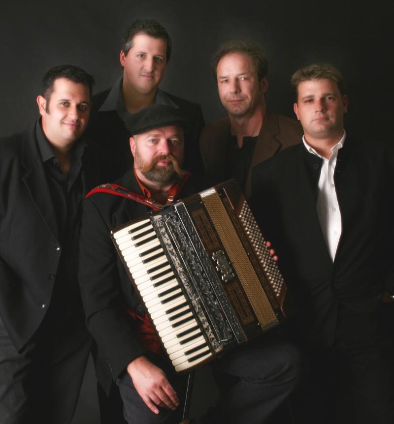 Porträtfoto Band Braxnmax © Fotostudio Blauhorn in Prien