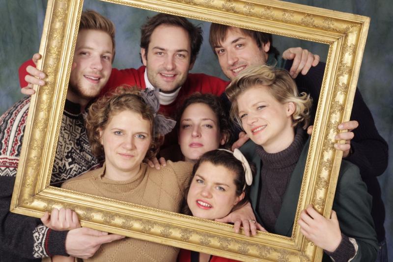 Familienfotos © Fotostudio Blauhorn in Prien im Chiemgau